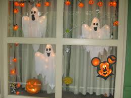 our decorated resort window for halloween at disney u0027s port orleans