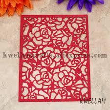 rose frame scrapbook diy album card paper card maker metal die cut