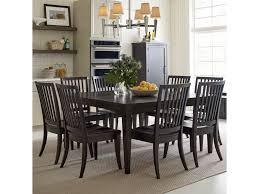 rachael ray home by legacy classic everyday dining leg table with