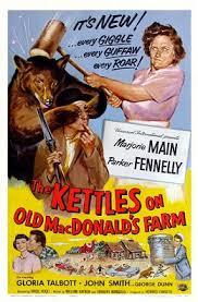 The Kettles on Old MacDonald's Farm