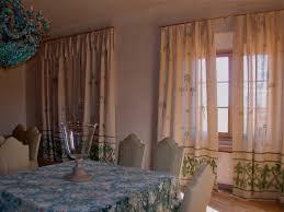 tende per sala da pranzo tende sala da pranzo decorazione pittorica di interni bologna