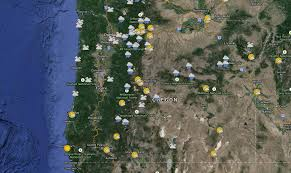 Map Of Brookings Oregon by Oregon Hikers U2022 View Topic Saturday May 23 Weather Map Mostly
