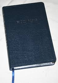 zondervan king james reference bible center column with thumb