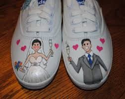 wedding shoes keds wedding keds etsy