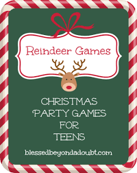Party Games For Christmas Adults - printable christmas party games for teens christmas party games
