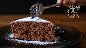 flourless chocolate cake gluten free 4 ingredients recipe youtube