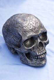 Celtic Skull - celtic skull 2 by wintersmagicstock on deviantart