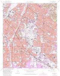 Cal Map Topographic Maps Of Orange County California
