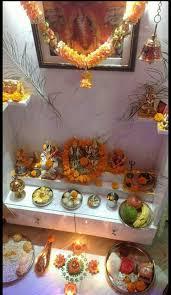 indian puja unit diwali decoration home decor pinterest