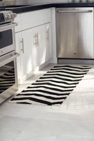 Black Kitchen Rugs Kitchen Get The Warmth You Need With Kitchen Rug Ideas