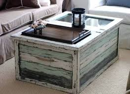 Distressed Coffee Tables by Coffee Table Large Shabby Chic White Distressed Coffee Jericho