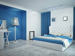 blue bedroom paint colors with white headboards king size and