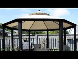 Replacement Pergola Canopy by Garden Winds Replacement Canopy For Sears Garden Oasis Octagon