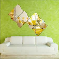 Wall Stickers And Tile Stickers by Online Get Cheap Mirror Tile Stickers Aliexpress Com Alibaba Group