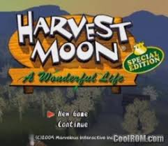 kumpulan game format iso ps2 harvest moon a wonderful life special edition rom iso download