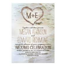 Rustic Wedding Invitation Rustic Wedding Invitations U0026 Announcements Zazzle Canada