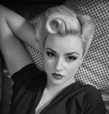 best hair color for womans in 40 s best 25 1940s hairstyles ideas on pinterest 1940s hair vintage