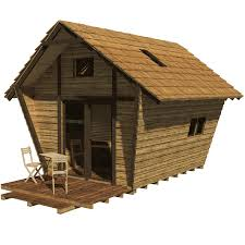 unique cabin plans with one bedroom homesfeed pentagon cabin plans front door with porch and