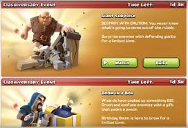 shrink trap clash of clans update august 2017 info