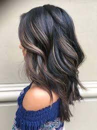 balayage hair que es el pelo oscuro es sin duda uno de los más atractivos añadiendo
