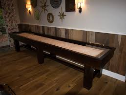 9 Foot Shuffleboard Table by Finding The Perfect Shuffleboard Table For Your Home Or