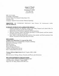 Veterinary Resume Sample by Resume Psychologist Cover Letter Awesome Resume Templates