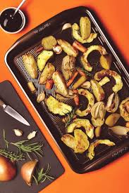 Recipe For Roasted Root Vegetables - roasted root vegetables with balsamic glaze for fabulous fall flavor