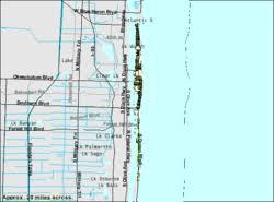 Palm Beach Florida Zip Code Map Palm Beach Florida Wikipedia