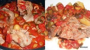 comment cuisiner la tete de veau recette de tete de veau sauce tomate