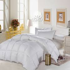 White Down Comforter Set White Down Comforter Bedding Images