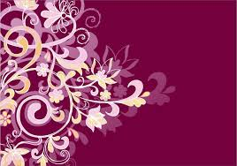 decorative ornament background free vector stock