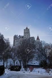 dracula vlad tepes castle in bran romania transylvania area