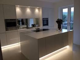 Led Light Kitchen Kitchen Ideas Modern White Kitchens Kitchen Design Lovely Led