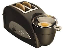 Coolest Toaster Back To Basics Tem500 Egg And Muffin 2 Slice Toaster And Egg