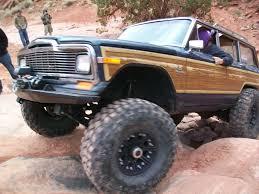 jeep wrangler mercenary mercenary road jeep grand wagoneer front winch bumper the moab
