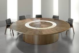 Beech Boardroom Table Remarkable Circle Meeting Table Beech Wood Circle Boardroom