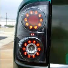 98 dakota tail lights ipcw dodge dakota 2007 black red led tail lights