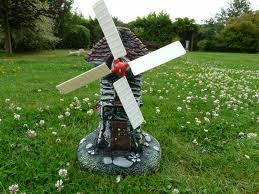 windmill garden ornament for the garden ornaments for sale uk