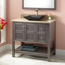 Acclaim  Single Bathroom Vanity For Vessel Sink By Wyndham - Bathroom sink vanity