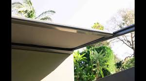 awnings sydney superior retractable patio awning youtube