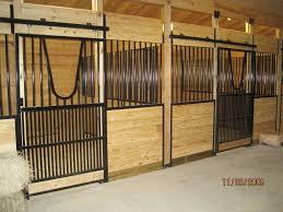 Stall Door Stall Door Kits U0026 Aluminum Horse Stall Kit