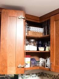 kitchen cabinet organizer ideas astonishing corner cabinet storage ideas kitchen idea at fascinating