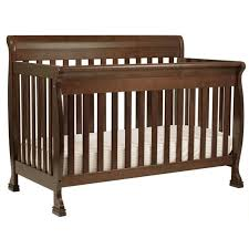 Baby Cribs 4 In 1 Convertible Davinci Kalani 4 In 1 Convertible Wood Baby Crib In Espresso M5501q