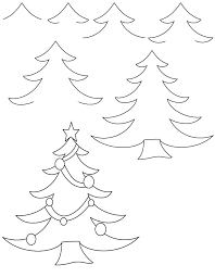 drawn christmas ornaments childrens pencil and in color drawn