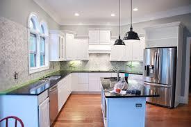 hexagon tile kitchen backsplash kitchen white hexagon tile syrup denver decor beautiful white