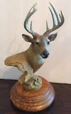 Home Interior Deer Picture by Homco Figurines Ebay