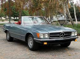 mercedes sl280 1977 mercedes 280sl 5 speed manual german cars for sale