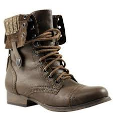 sweater lined foldover combat boots 18 best ankle boots images on shoe boots and flat