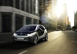 bmw electric car world debut bmw i3 concept electric vehicle