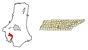 Tennessee Map With Counties by Cornersville Tennessee Wikipedia